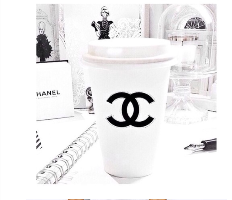 a671ad1db25 Chanel coffee cup | THE NEW BLACK